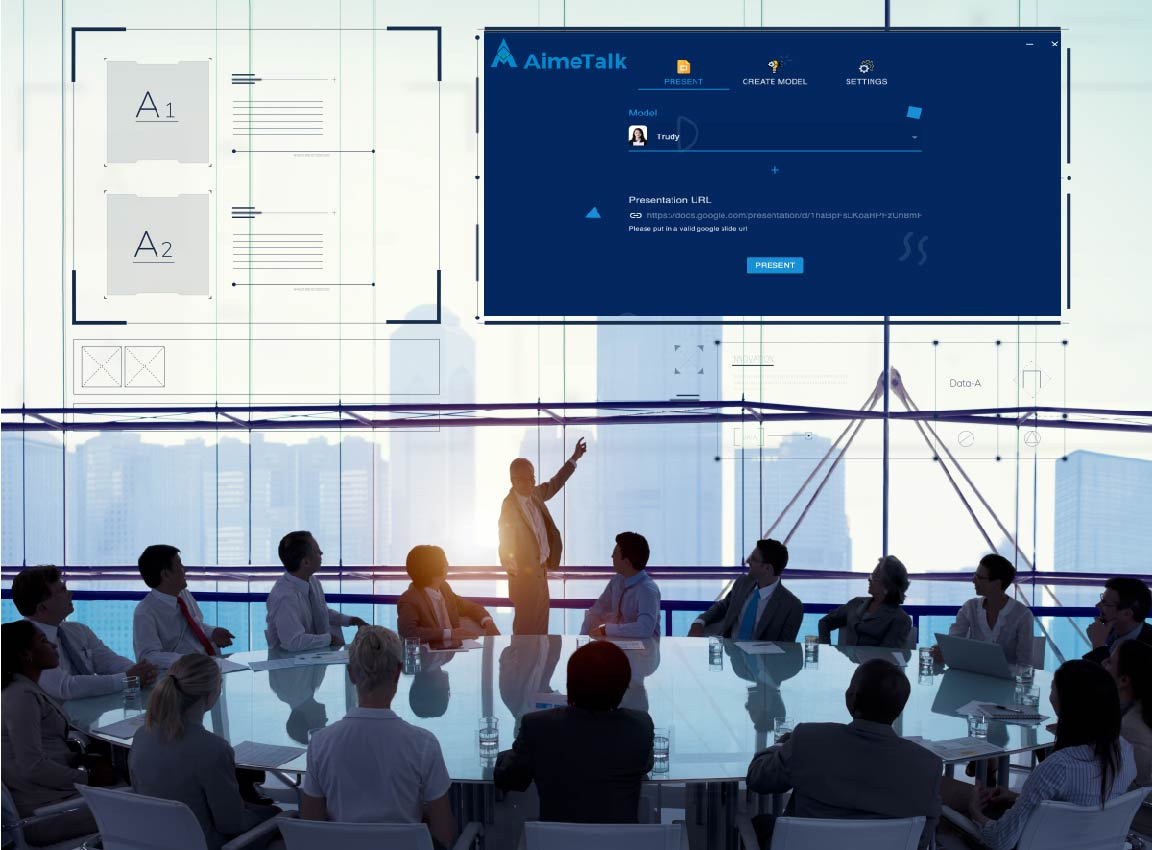 Aimesoft unveils its slideshow automation tool AimeTalk